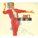 June's Got Rhythm (CD)