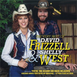 Very Best If David Frizzell And Shelly West (CD)