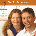 Mozart - Complete Sonatas For Keyboard And Violin Vol 7 & 8 (2CD - SACD Hybrid)