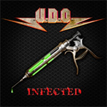 Infected EP (CD)