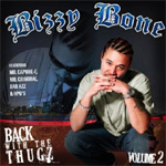 Back WithThe Thugz Vol. 2 (CD)