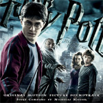 Harry Potter And The Half Blood Prince (CD)