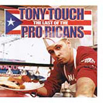 The Last Of The Pro Ricans - Mix (CD)