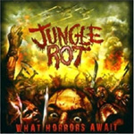 What Horrors Await (CD)