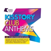 Kisstory Club Anthems (3CD)