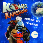 Kometkameratene (CD)