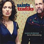 Saints And Tzadiks (CD)