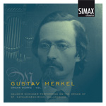 Gustav Merkel: Organ Works Vol. 2 (CD)