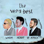 Warm Heart Of Africa (CD)