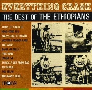 Everything Crah: Best Of Ethiopians (Remastered) (CD)