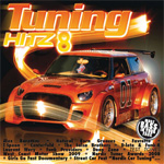 Tuning Hitz 8 (m/DVD) (CD)