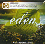 Produktbilde for Eden: A Collection Of Global Chill (CD)