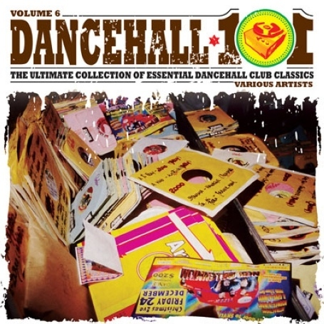 Dancehall 101 Vol.6 (CD)