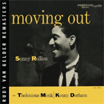 Moving Out  (Remastered) (CD)