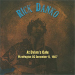 Live At Dylan's Cafe, Washington D.C., December 1987 (2CD)