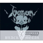 Black Metal - Deluxe Edition (m/DVD) (CD)