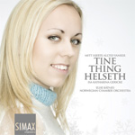 Tine Thing Helseth - Mitt Hjerte Alltid Vanker (CD)