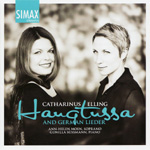Catharinus Elling: Haugtussa & German Lieder (CD)