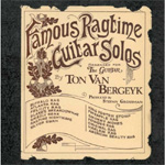 Famous Ragtime Guitar Solos (CD)