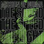 The Sound, The Speed, The Light (CD)