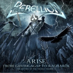 Arise - From Ginnungagap To Ragmarok (CD)