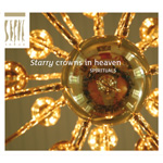 Produktbilde for Starry Crowns In Heaven (CD)