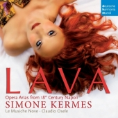Produktbilde for Lava - Opera Arias from 18th Century Napoli (CD)