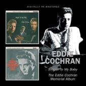 Singin' To My Baby / The Eddie Cochran Memorial Album (CD)