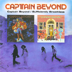 Produktbilde for Captain Beyond / Sufficiently Breathless (USA-import) (CD)
