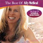 The Best Of Ally McBeal: The Songs Of Vonda Shepard (CD)