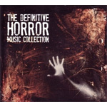 Definitive Horror Movie Music Collection (4CD)
