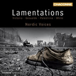 Lamentations (CD)