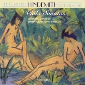 Hindemith: Complete Viola Music Vol.1 (CD)