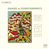 Danses et Divertissements (CD)