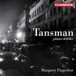 Tansman: Piano Works (CD)