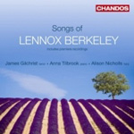 Lennox Berkeley: Songs (CD)