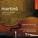 Martinu: Cello Concertos Nos 1 & 2 (CD)