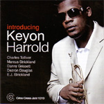 Introducing Keyon Harrold (CD)