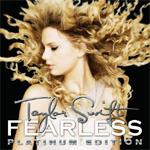 Fearless - Platinum Edition (m/DVD) (CD)