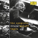 Mozart: The Complete Gulda Mozart Tapes (6CD)