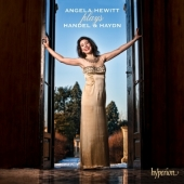 Hewitt plays Handel and Haydn (CD)
