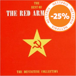 Produktbilde for The Best Of The Red Army Choir (USA-import) (UK-import) (CD)
