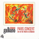 Paris Concert - Live At The Theatre Du Chatelet (CD)