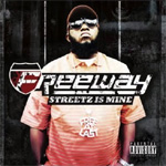 Streetz Is Mine (CD)