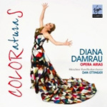 Produktbilde for Diana Damrau - Coloraturas (CD)