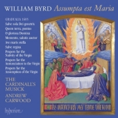 Byrd: Assumpta est Maria, Byrd Edition Vol 12 (CD)