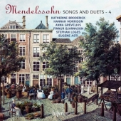 Mendelssohn: Songs and Duets Vol 4 (CD)