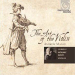 Manze - The Art Of The Violin (5CD)