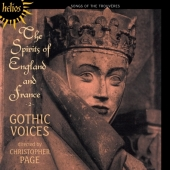 The Spirits of England and France, Vol 2 - Songs of the Trouvères (CD)