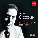 Aldo Ciccolini - Complete Recordings (56CD)
